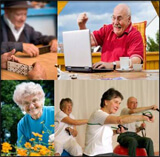 Nursing Home Activities Image